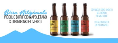 Birra artigianale PBN su Drindrinkdelivery.it