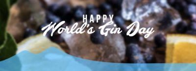 Festeggia il World's Gin day con Drindrink!