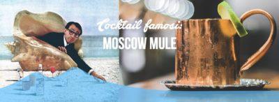 Alcolici a domicilio consegna in 30 minuti a Napoli! Cocktail famosi: il Moscow mule