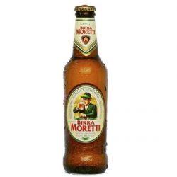 Birra Moretti 33 cl